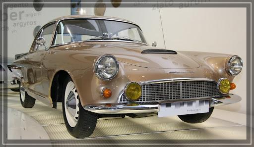 Auto Union 1000 Sp Coupé (1964