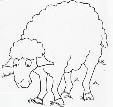 ovelha - Maria vai com as outras