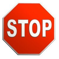 Stop sign (small)