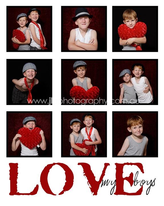 boys valentine16x20