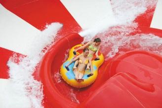 劍湖山-奔浪水樂園已開放了!