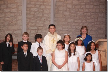 First Communion Nicholas 124