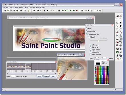 ����� ������ Saint Paint Studio