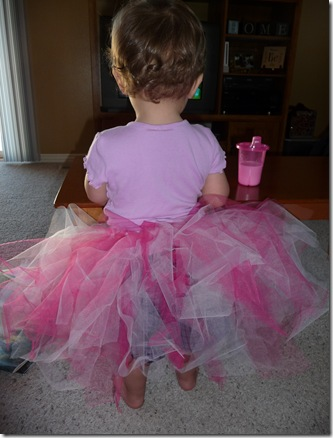 Kylie's tutu and new outfit 010