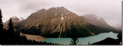 Peyto Lake Stich
