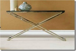 Inliving4-ice console table