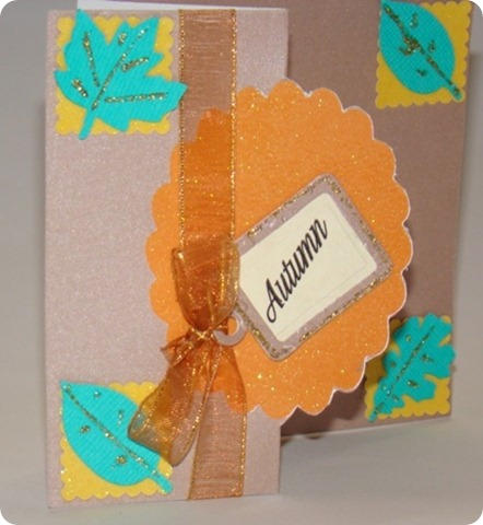 Blog Hop Card 25.04.2011