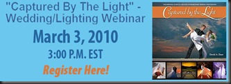 Captured By The Light Webinar Logo