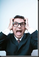 Frustrated - iStock_000006538917XSmall