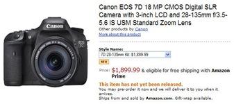 Amazon 7D