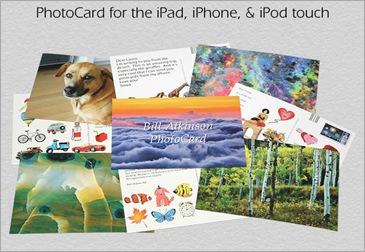 Photo Card App