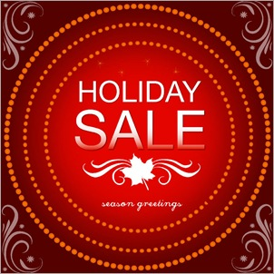 Holiday Sale - LR