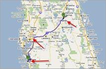 Orlando to Sarasota