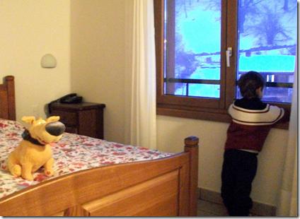 la nostra stanza all'Hotel Il Castagno