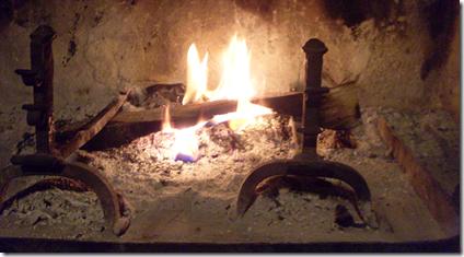 Il fuoco alle Castellare