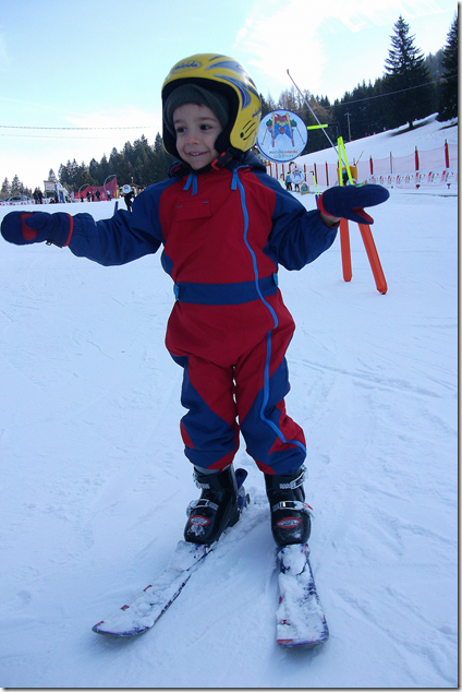 Aj al Leolandia Skicamp