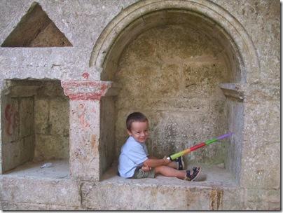 Gita a San Galgano santantimo e Pienza 036