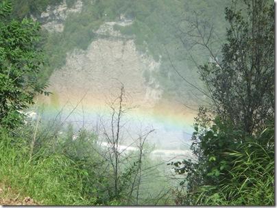 arcobaleno alle cascate delle marmore