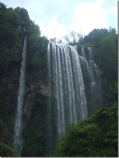 salto della cascata delle marmore