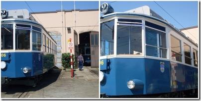 Il Tram de Opicina a Trieste