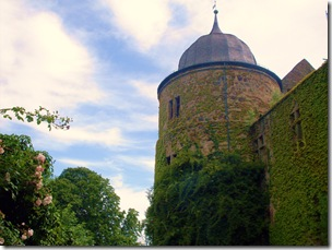 Sababurg. Castello della bella addormentata