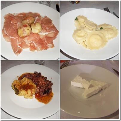 Cena alla locanda del Biancospino