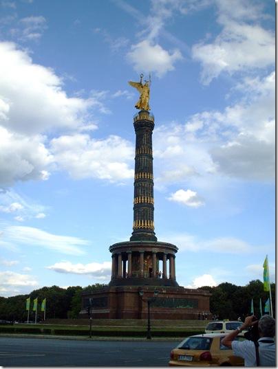 Colonna della vittoria a Berlino
