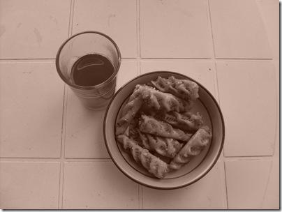 Tè alla menta con dolcetti marocchini