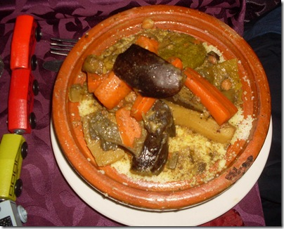 Cous Cous marocchino