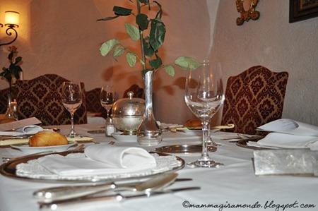 cena a  Castel RundeggDSC_1125