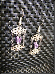SLE041 Purple Butterfly $8.90