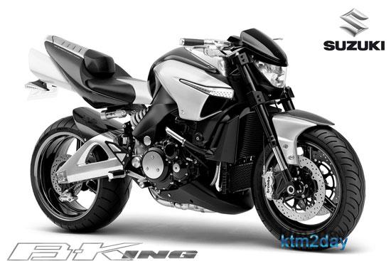 Bikes Prices Suzuki BKING