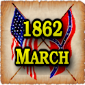 1862 Mar Am Civil War Gazette icon