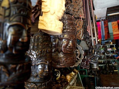 The Old Market, Siem Reap picture cambodia escapade photo
