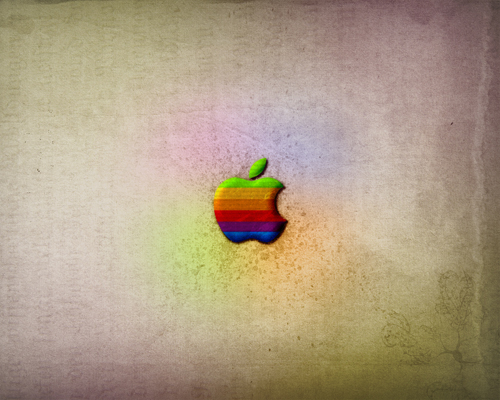 apple wallpaper. apple wallpapers. retro apple
