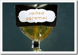 Salted Caramel lollipop