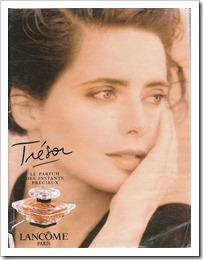 Isabella Rossellini Tresor ad