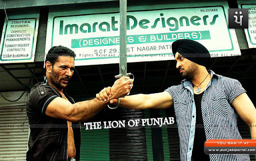 the lion of punjab diljit dosanjh in lion of punjab punjab gallery