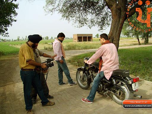 sSade Pind Rab Wasda Opening at Rajewal Dist. Amritsar