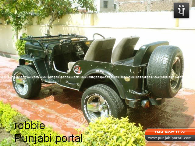 Willy in punjab, willy jeep, jeep, punjabi, landi jeep, open jeep, willys, mahindra