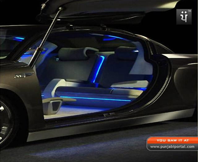 Ambierod Ambassador Hindustan motors DC concept