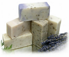 Lavender Soaps | Yester Year Soap Company