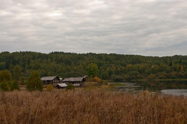 Мёртвые деревни Кенозерья: Ведягино, Горбачиха, Зехново