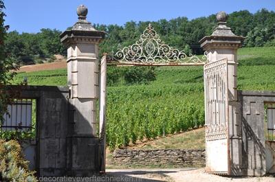 chateau-poort