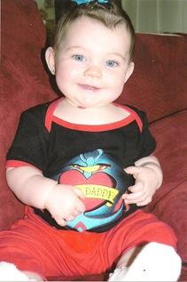 Kaylen2 March 2009