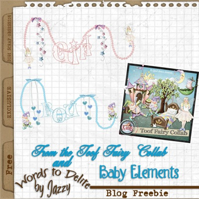Baby Elements Preview