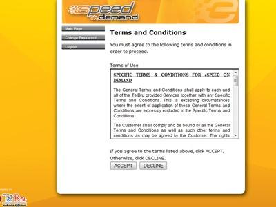 espeed2 On Demand - Screen2