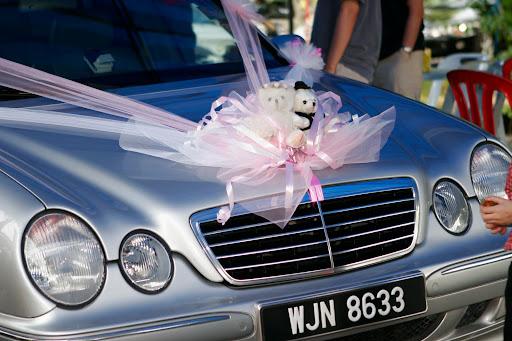 Bridal Car - Wedding Car 1