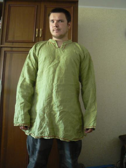 Пошив одежды славян и ближнего востока и запада P1180120