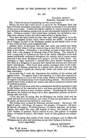 [Bennett Abram Kikapoo Indian Agent Letter[9].jpg]